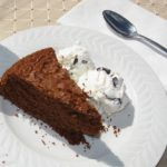 Delicious  Gluten-Free Chocolate Cake