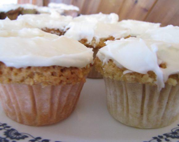 Tasty Gluten-Free Vanilla Cupcakes