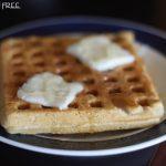 Multigrain Vanilla Waffles