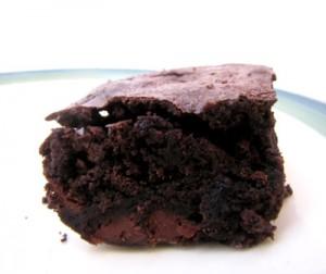 Chocolate Coffee Brownie