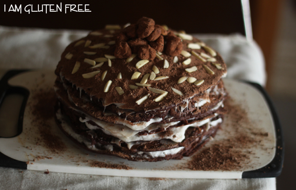 Chocolate Crepe Cake IMG1