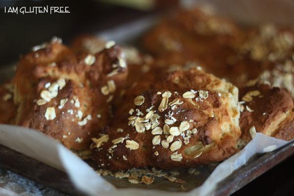 Gluten Free Multigrain Rolls/Bread