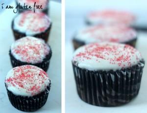 Dark Chocolate Cupcakes I Am Gluten Free