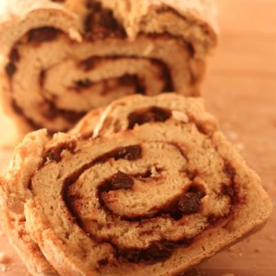 Cinnamon Raisin Bread 2
