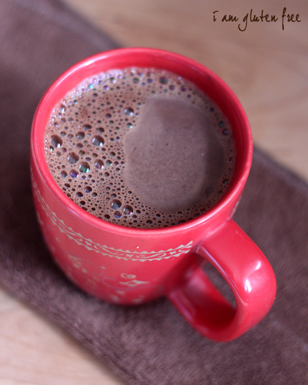 Double Chocolate Hot Chocolate