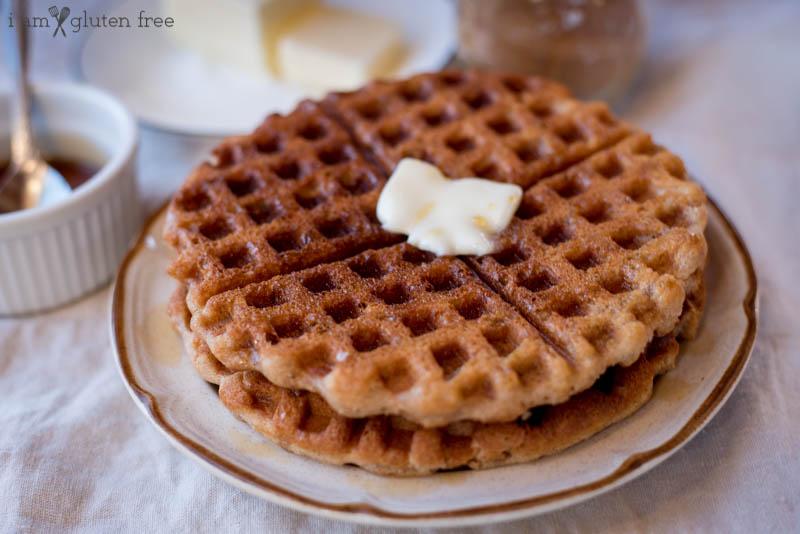 Cinnamon Vanilla Waffles (10 of 11)