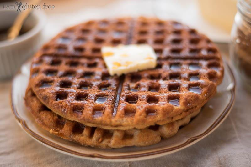 Cinnamon Vanilla Waffles (6 of 11)