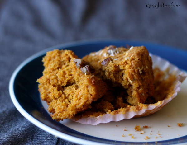 coconut pecan carrot cake muffins