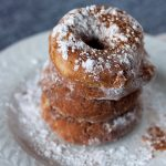 Gluten Free Fried Doughnuts