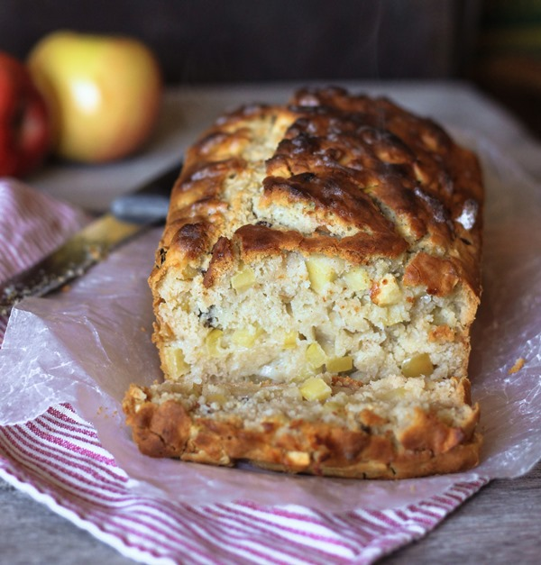 Apple Quick Bread