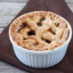 Single Serving Apple Pie