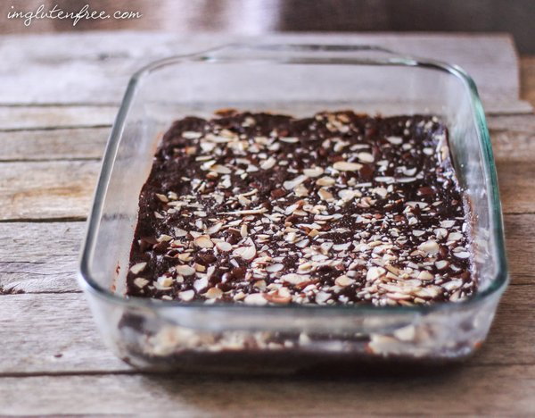 flourless fudge brownies