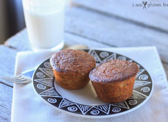 Poppy Seed Muffins