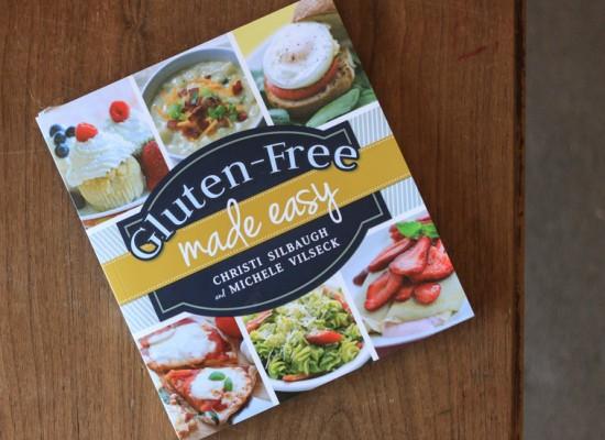 Gluten Free Made Easy Cookbook