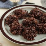 Gluten Free and Can Be Paleo No Bake Cookies