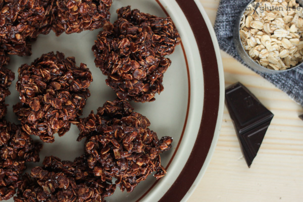 Paleo No Bake Cookies