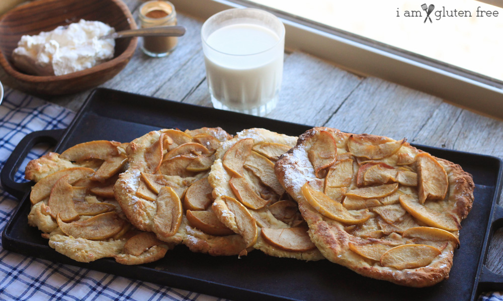 Gluten Free Apple Pizza (4 of 5)