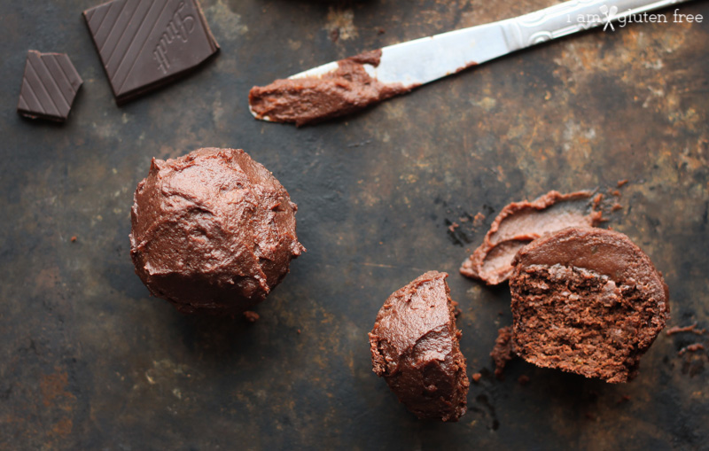 Fudgy and chocolatey paleo cupcakes with creamy chocolate frosting!