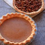 Old Fashioned Pumpkin Pie (Refined Sugar Free, No Evaporated Milk)