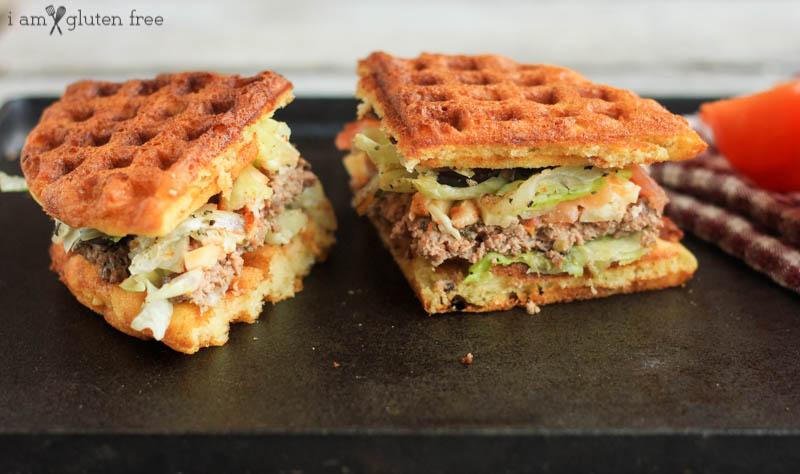 Gluten Free Waffle Sandwich (21 of 25)