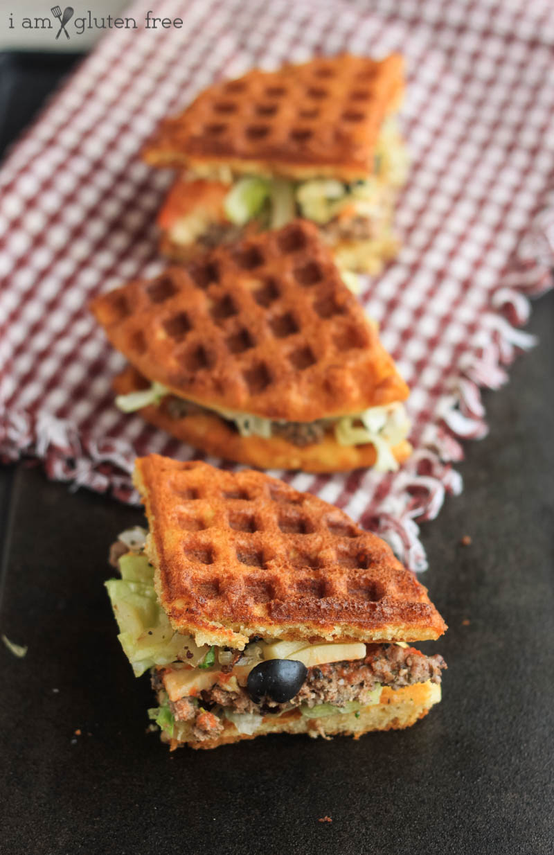 Gluten Free Waffle Sandwich (6 of 6)