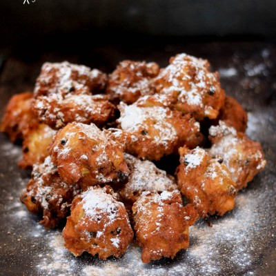 Gluten Free Oliebollen Recipe: A Dutch New Year's Treat