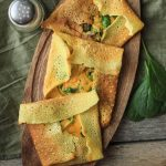Savory Baked Breakfast Crepes