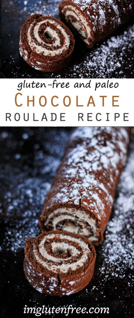 Chocolate Roulade Recipe Gluten Free And Paleo Friendly