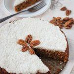 Gluten Free & Paleo Carrot Cake