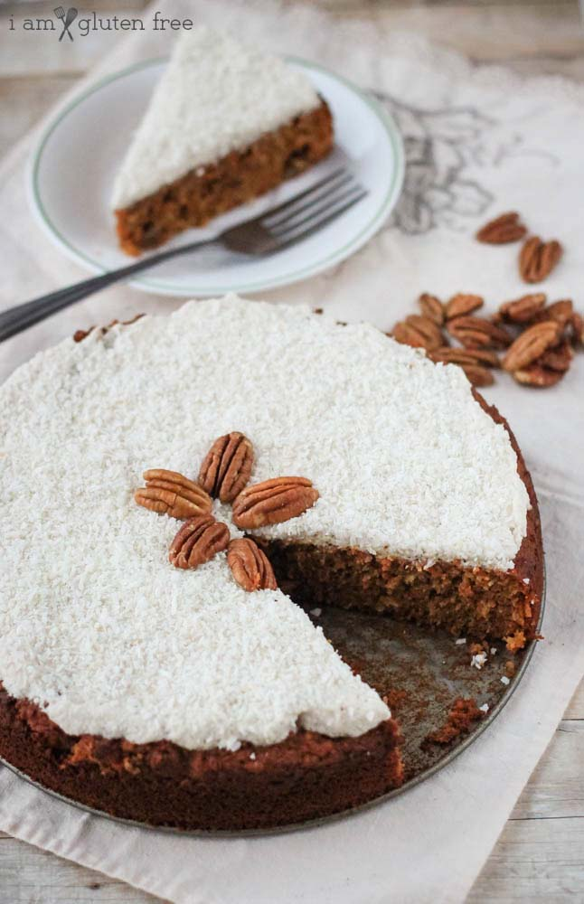 Gluten Free and Paleo Carrot Cake (10 of 20)