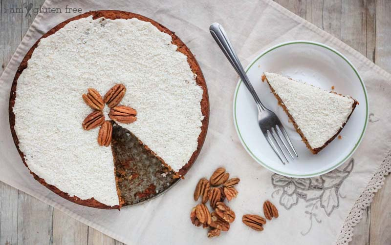 Gluten Free and Paleo Carrot Cake (5 of 20)