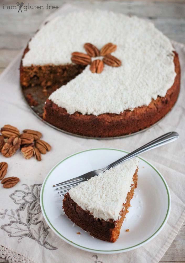 Gluten Free and Paleo Carrot Cake (8 of 20)