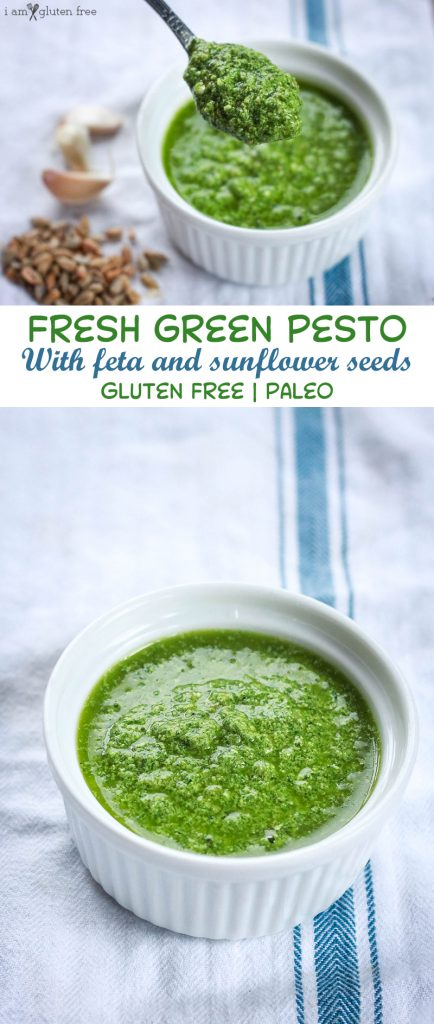 Paleo Pesto Recipe
