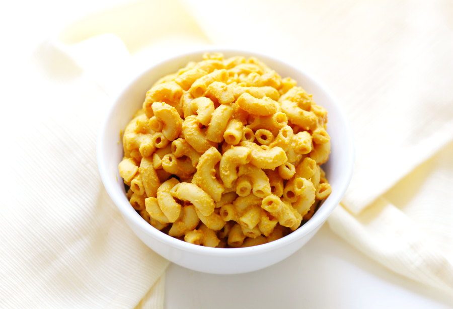 Gluten Free Easy College Recipes Roundup: Vegan Mac and Cheese