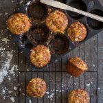 Coconut Citrus Muffins