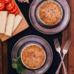 Gluten Free Easy Pot Pie Recipe with Leftover Beef or Chicken Stew